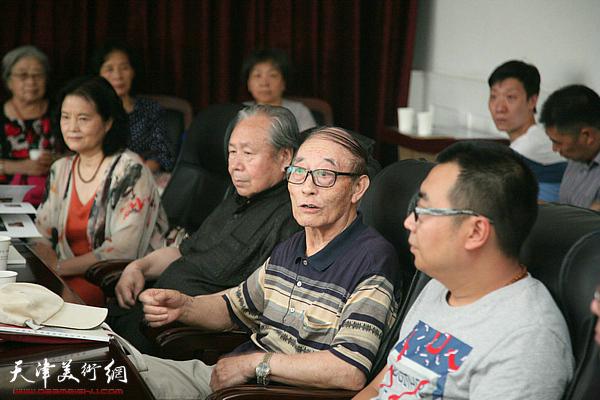 天津青年画家李垚美术作品展