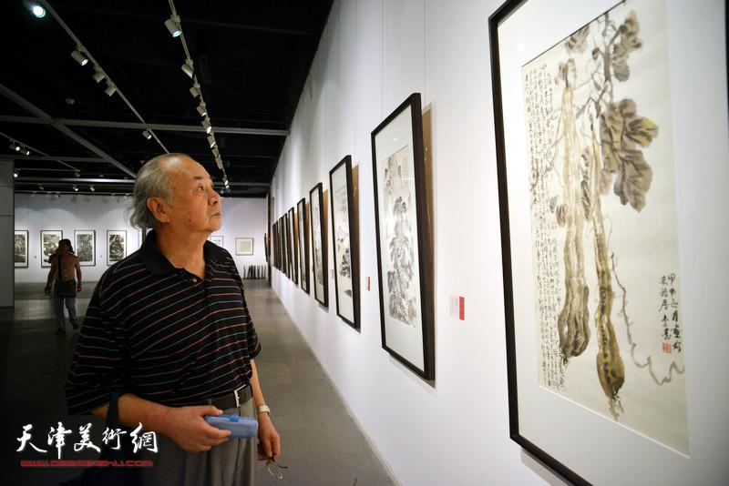 灵岩墨藻-李墨画展