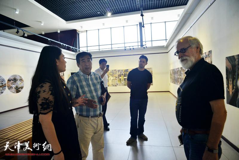 反应艺术,抽象认知-艺术作品展