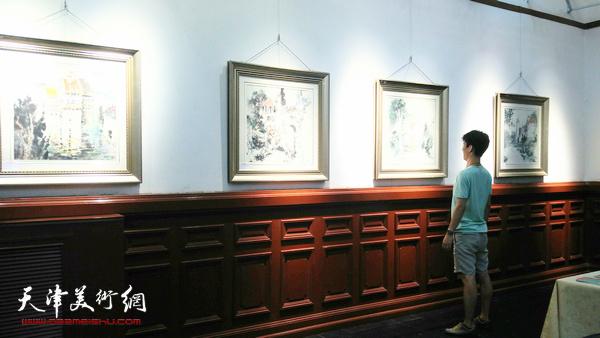 莲溪无尘—西洋美术馆国画精品展