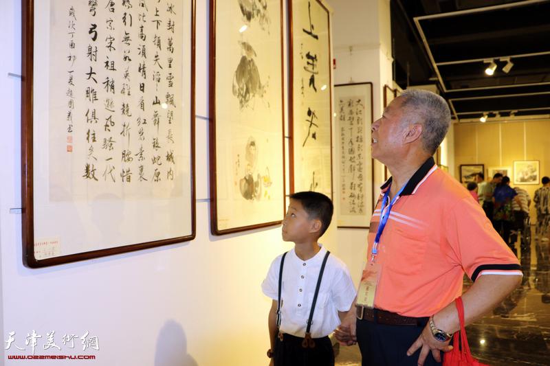 翰墨丹青忆柳营老战友书画摄影展