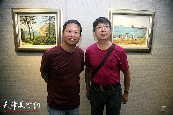 远方的风景-杨俊甫小幅油画风景写生展