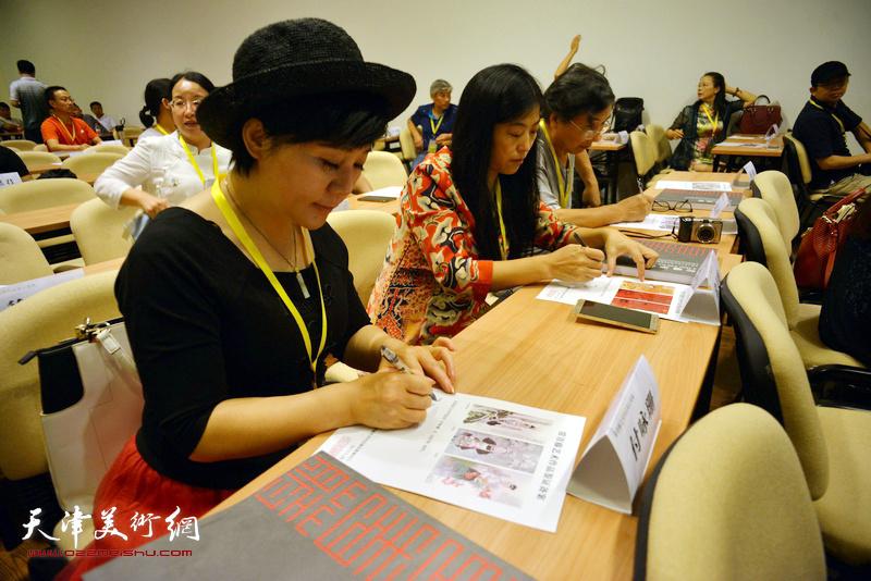 中国人民大学中国画名家推广工程第一回作品展