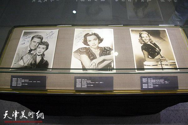 黑白印迹-好莱坞黄金时代真迹系列展