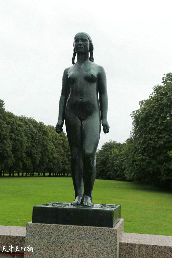 维格朗雕刻公园