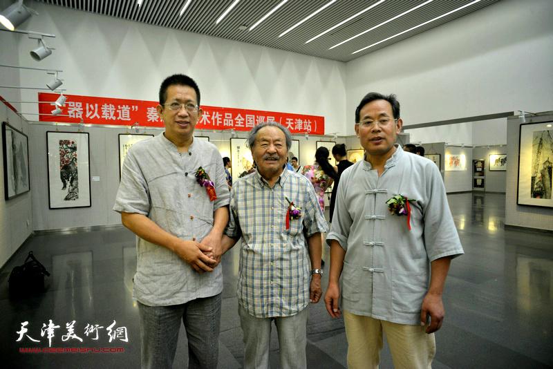 器以载道-秦胜水艺术作品巡展(天津站)