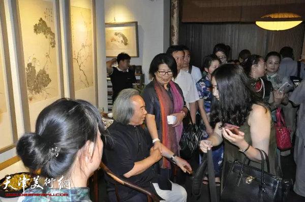 省亲·归来-霍春阳作品收藏展在瀚琮艺术空间展出