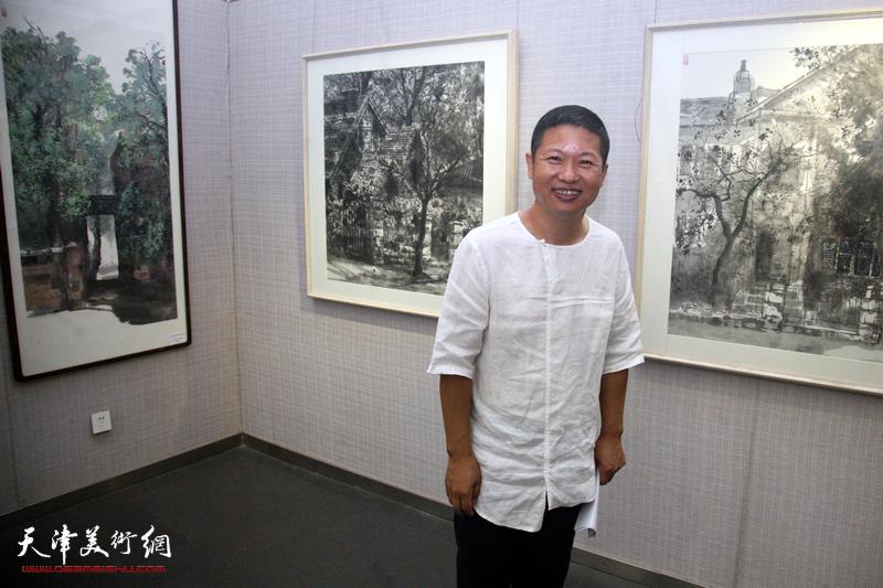 水墨问道-津门六家中国画作品展
