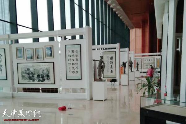 第13届全运会天津体育文化作品展