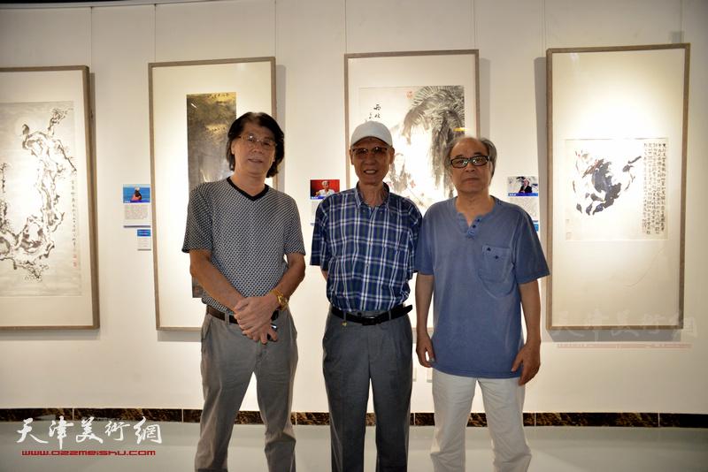 天津名家中国画邀请展