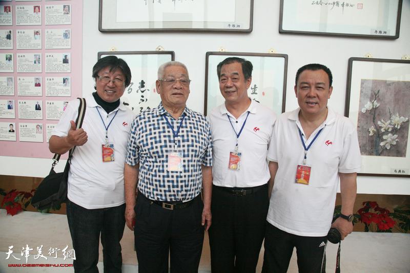 第十三届全运会天津体育文化作品展