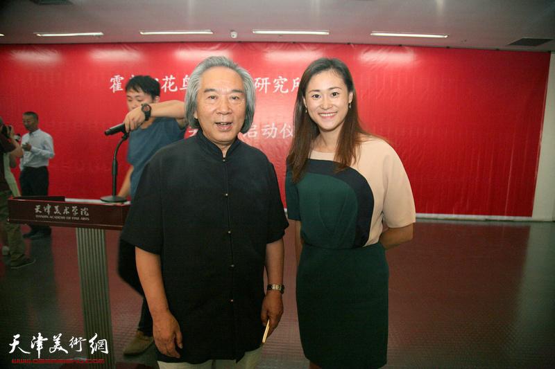 霍春阳花鸟画艺术研究所