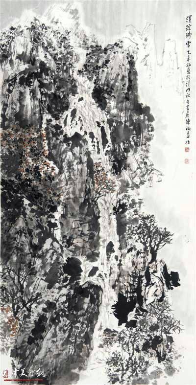 陈福春作品