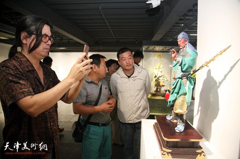 """天津2017""""百花杯""""工艺美术精品展"""