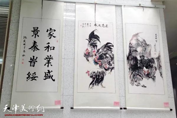 南开大学教职工书画展