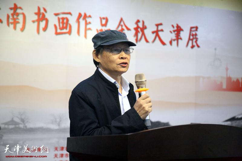 兰亭江南书画作品金秋天津展
