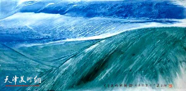 徐子印作品:大自然山水神韵