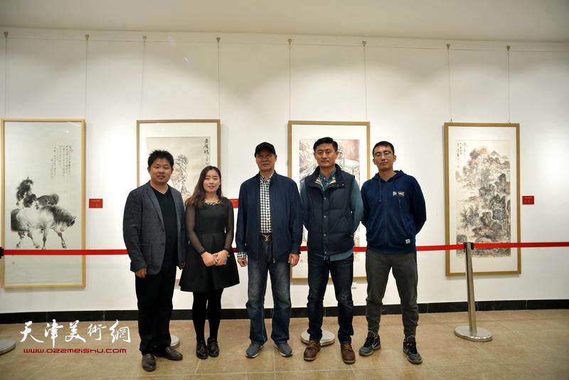 喜迎十九大-当代中国画名家邀请展