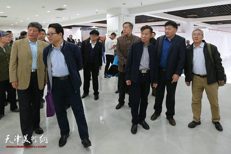 河东区第二届书法篆刻展