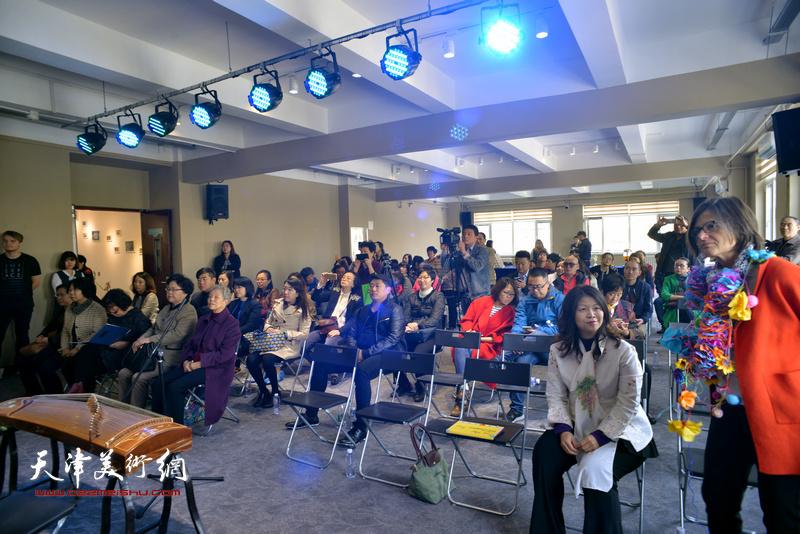 天美国际艺术幼儿园创办人赵金普说,下一步,天美艺术培训楼即将启用