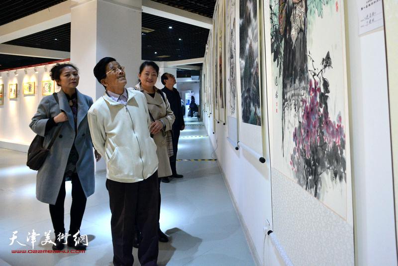 河东区第二届美术作品展