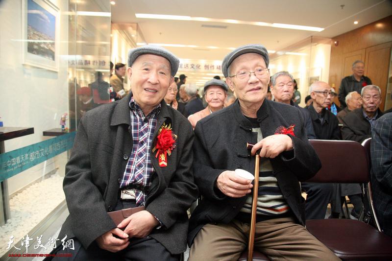 枫叶正红耄耋书画家精品展