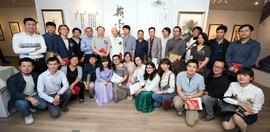 翰墨秀山-南开大学秀山画会成立仪式暨首展在天津举行