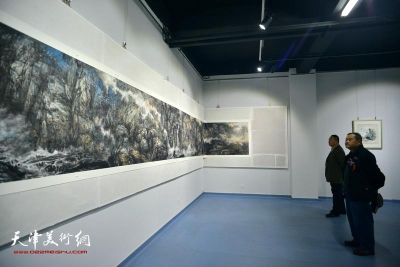 刘尚作品展
