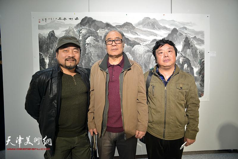 天津水利书画院成立十周年书画作品展
