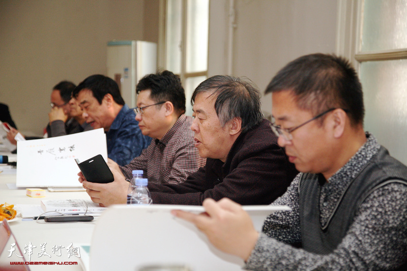 对话魏碑-王树秋书法艺术研讨会