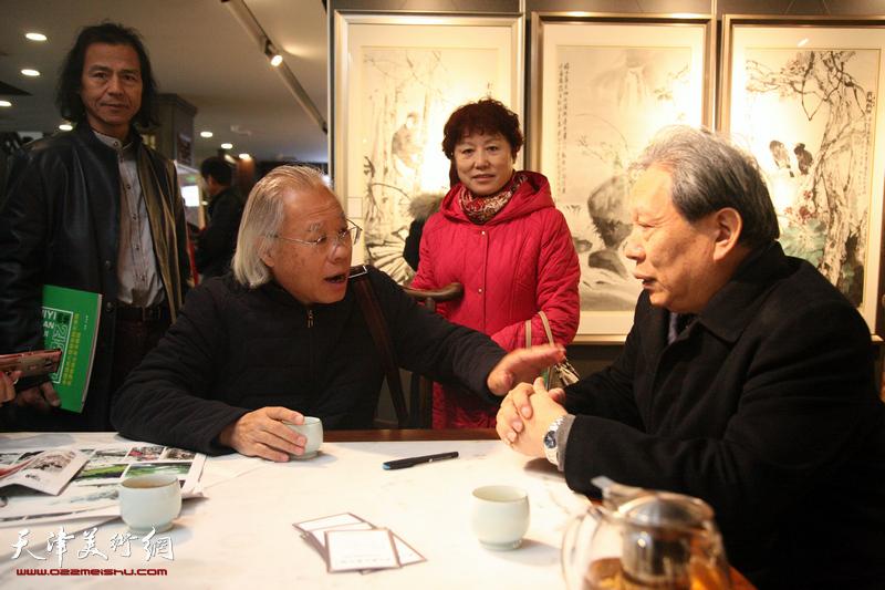 那山那水那记忆-天津画家贵州写生采风创作展
