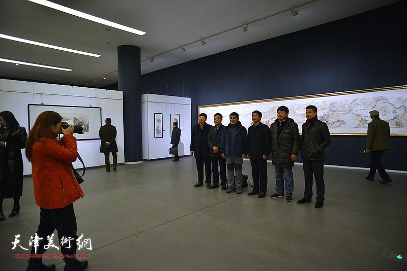 绿水青山——韩必省山水画展