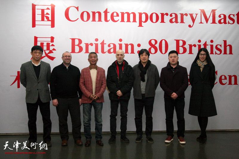 英国当代绘画展