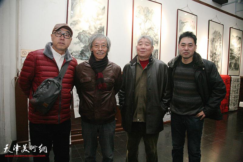 天津高氏宗亲画展