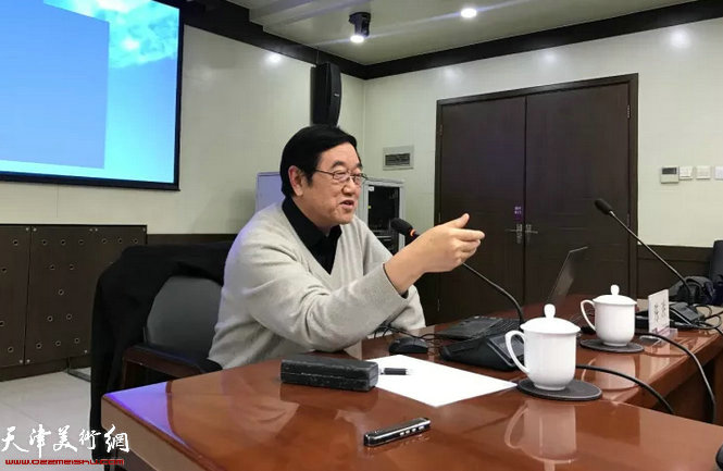陈洪教授讲座