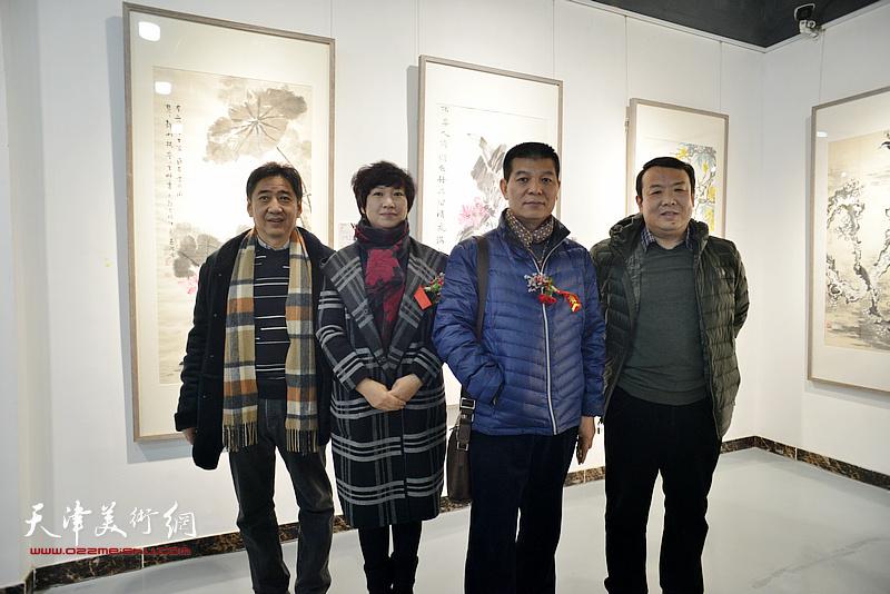 中国画名家2017天津邀请展