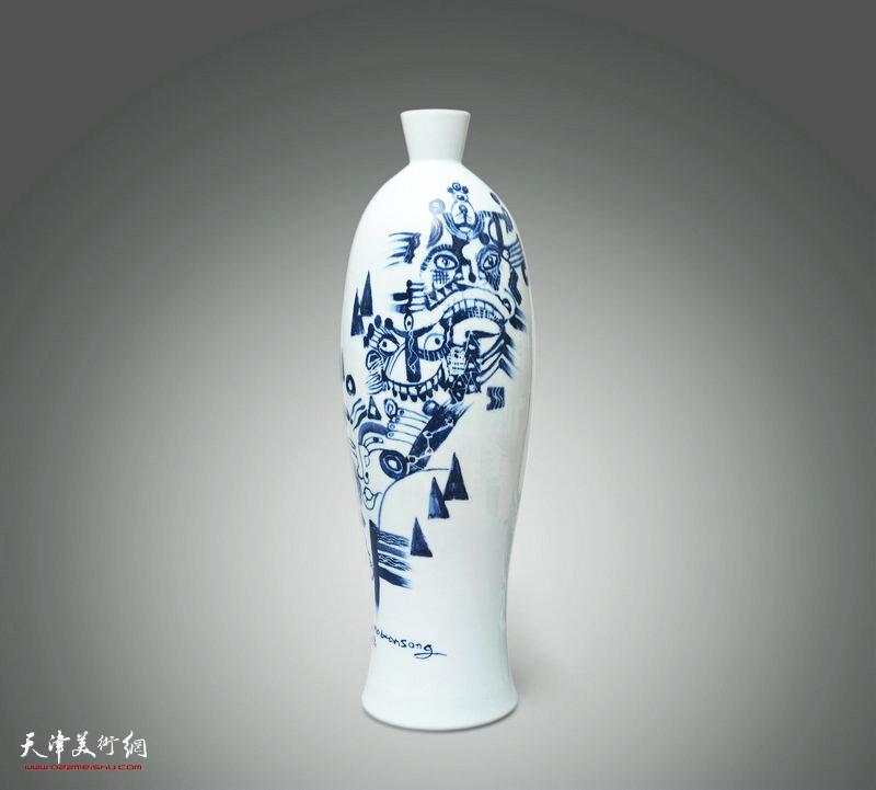马寒松陶瓷艺术