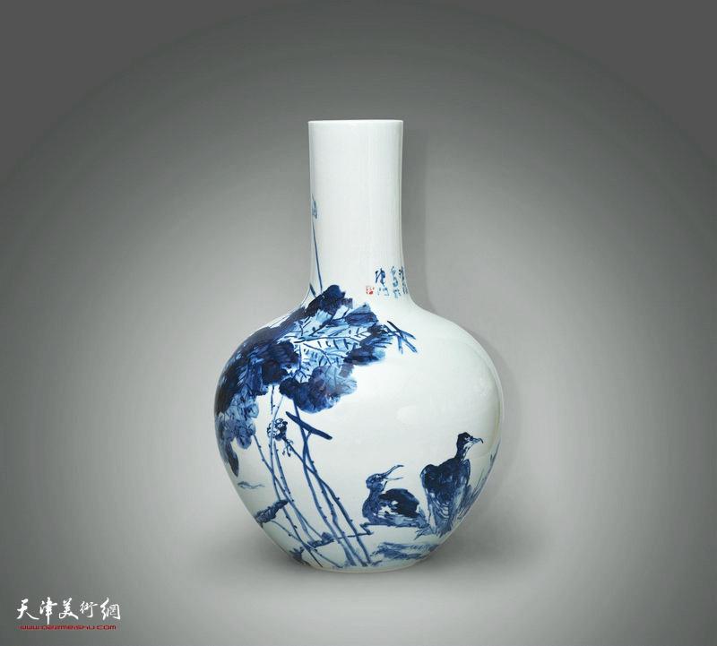 尹沧海陶瓷艺术