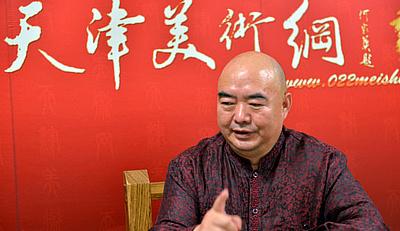 著名书画家尹沧海:我在艺术上积淀的过程很漫长