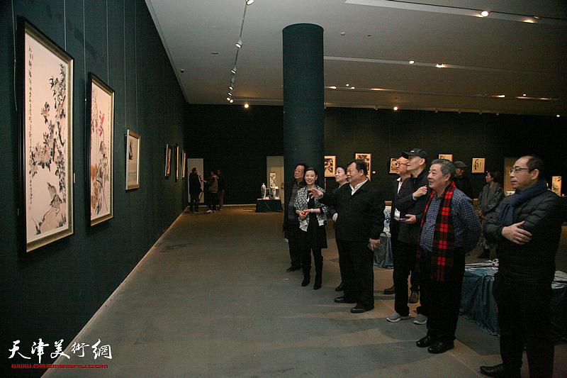 天瓷画院陶瓷艺术展