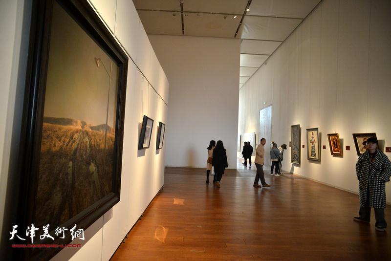 具象中国-写实油画27位名家年展