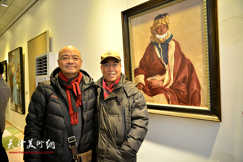 天津市第六届油画双年展