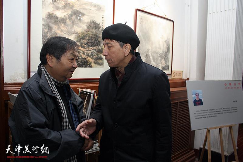 心源自照—天津著名画家作品邀请展