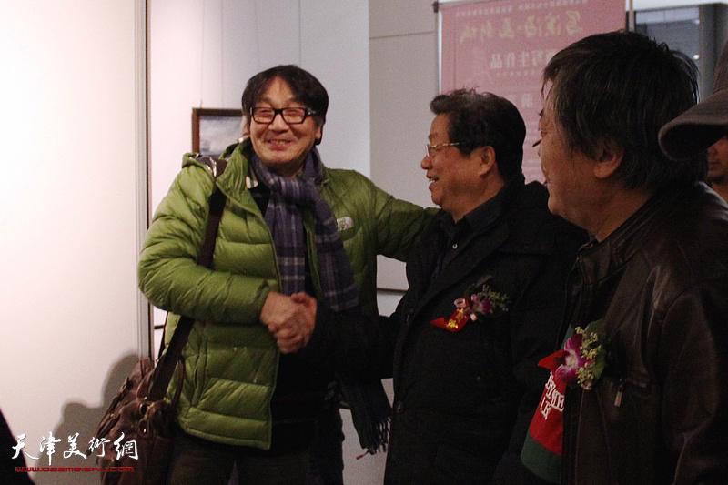 """滨海新区""""写滨海、画新城""""首届油画写生作品展"""
