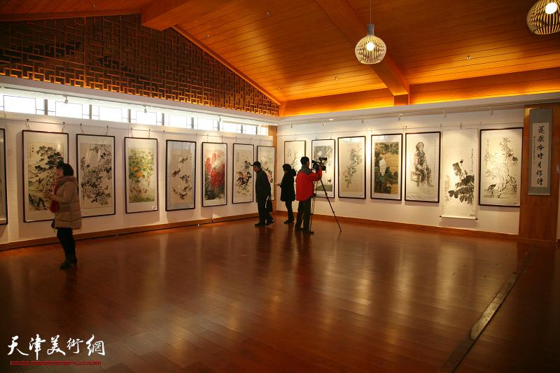 迎新年走进新时代—津门画家欢聚西青邀请展