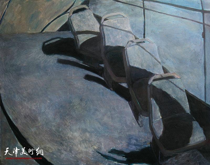 《辛夷坞》 150 x 120cm   2014