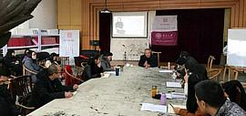 霍春阳南开大学开讲:中国画的笔墨担当