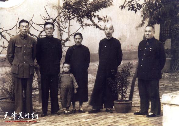 夏明远青年时代