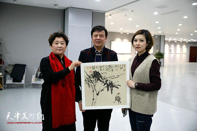 郑宏伟、李根友合作《清风》