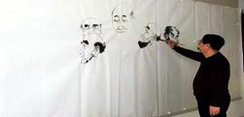 逸笔妙韵绘禅心—张佩钢先生和他的国画作品